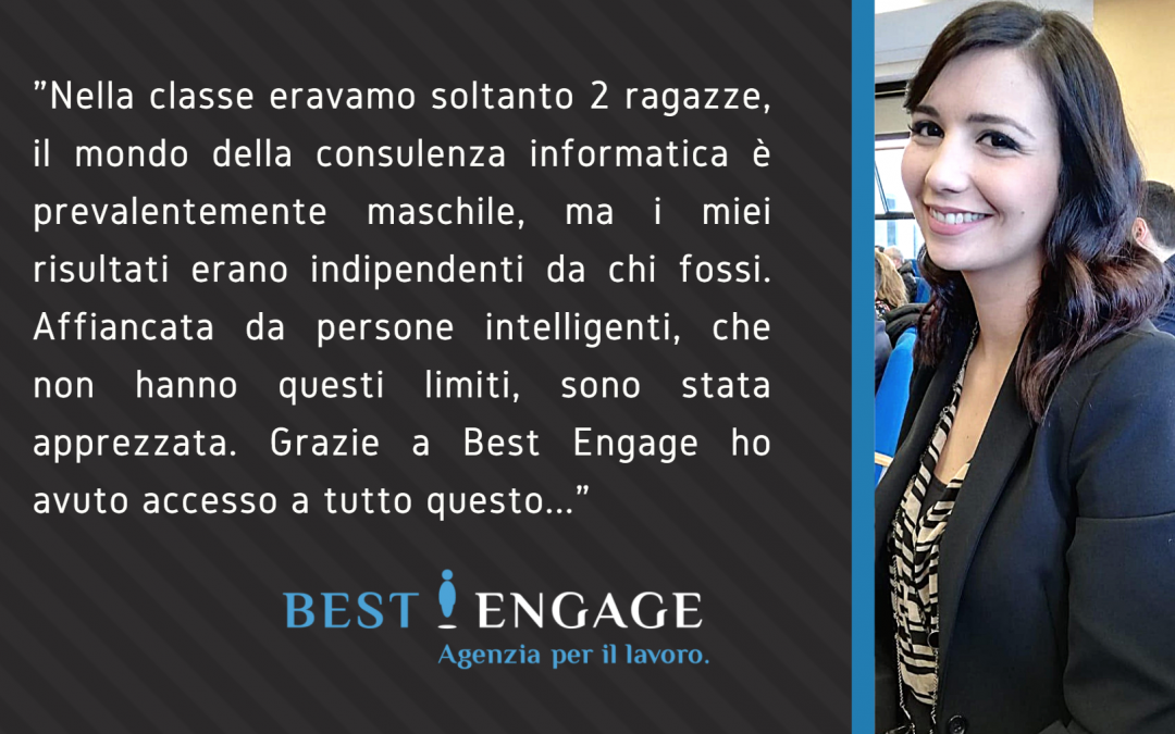 Intervista a Chiara Froiio – Ex studente Academy Best Engage