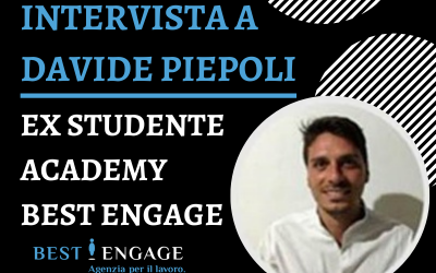 Intervista A Davide Piepoli – Ex Studente Academy Best Engage